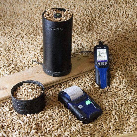 Wöhler HF 550 Hygromètre pour granulés