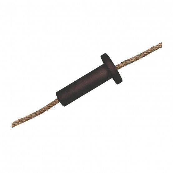 Douille de corde 70 x 133 noir