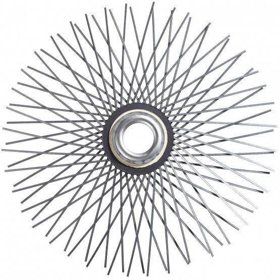 Hérisson, en acier, trou Ø 28 mm