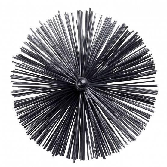 Brosse, nylon Ø 18 cm