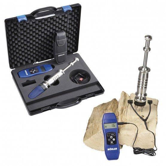 Wöhler Hygromètre Kit professionnel