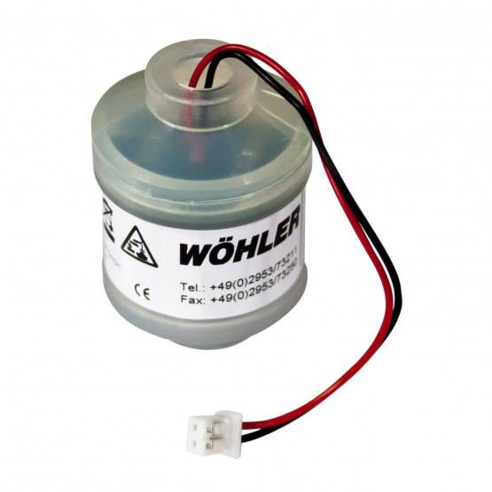 Cellule O2 Wöhler