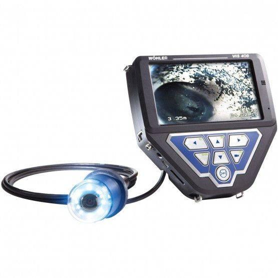 Wöhler VIS 400 Système de Caméra