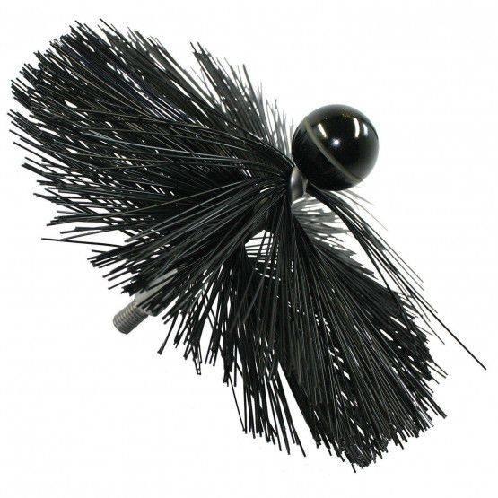 Brosses, en nylon  Ø 15 cm