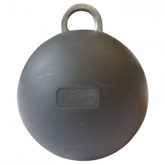 Poids chemisée 1,6 kg avec œillet