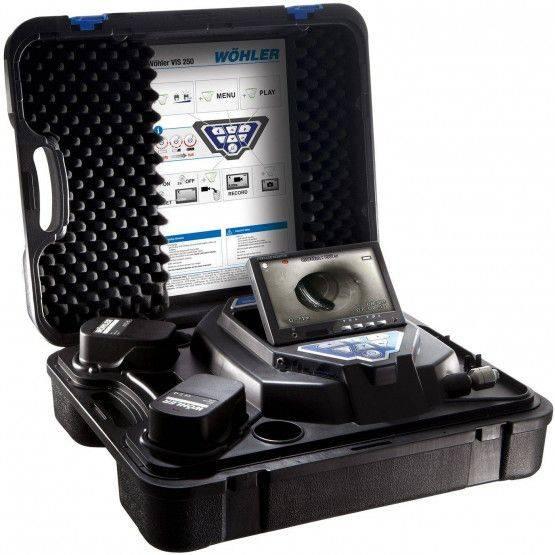 Wöhler VIS 250 Caméra d'Inspection