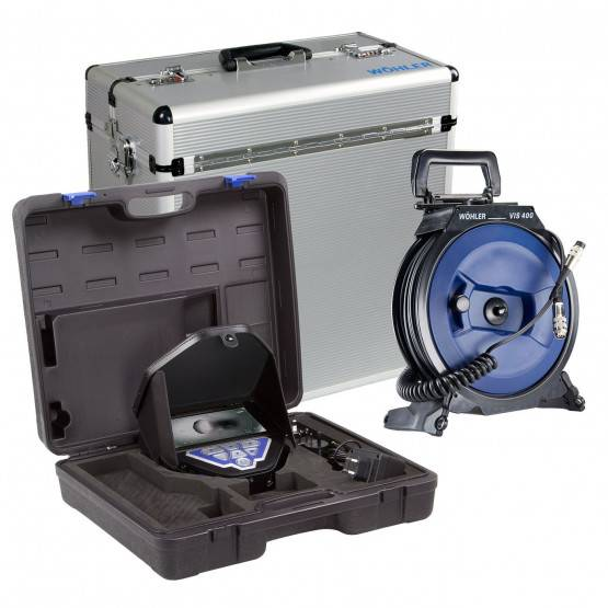 Wöhler VIS 400 Kit Ramoneur Pro