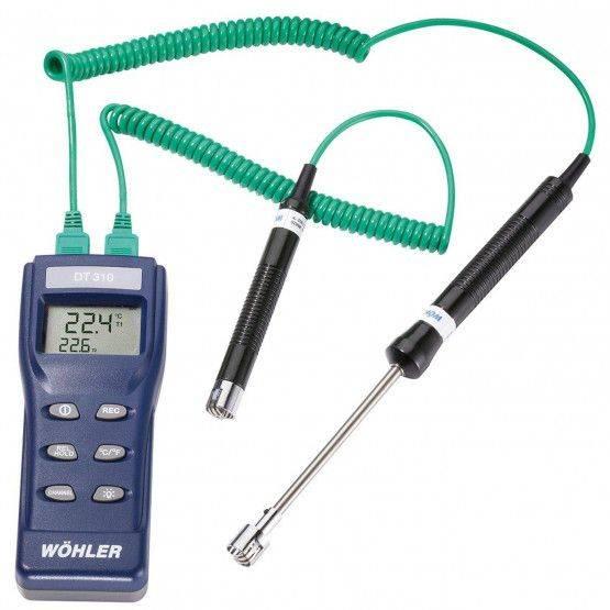 Wöhler DT 310 Thermomètre différentiel