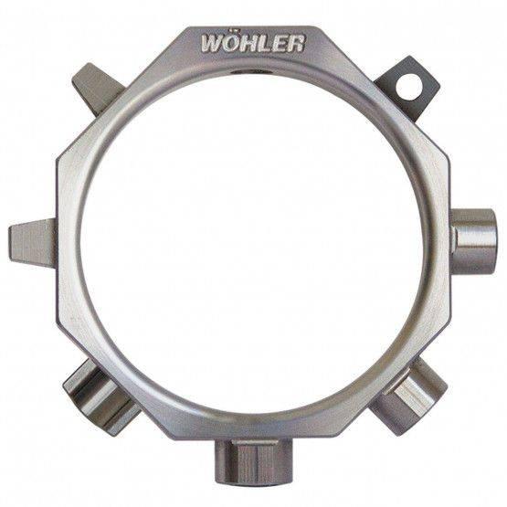 Wöhler Clé à anneau multi usages