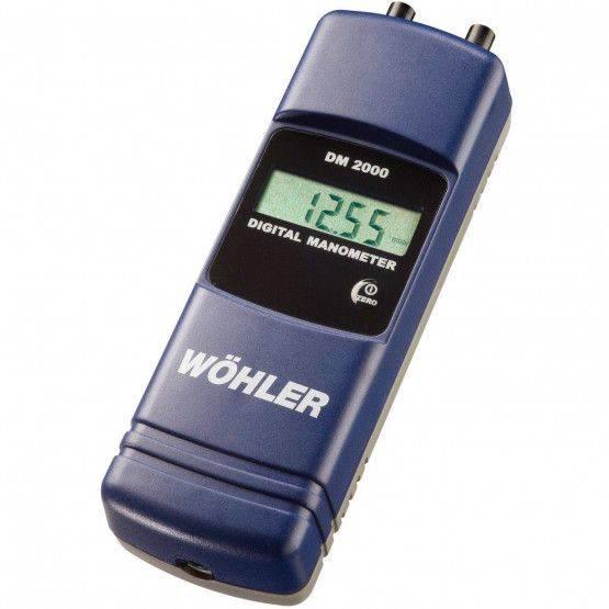 Wöhler DM 2000 Pa Set tirage
