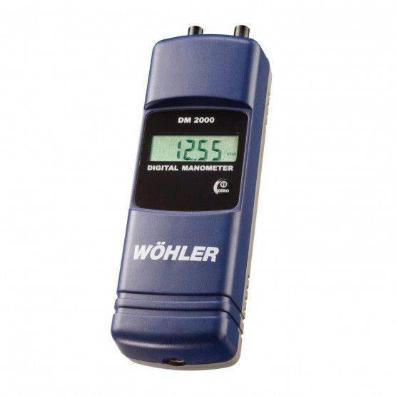 Wöhler DM 2000 mbar
