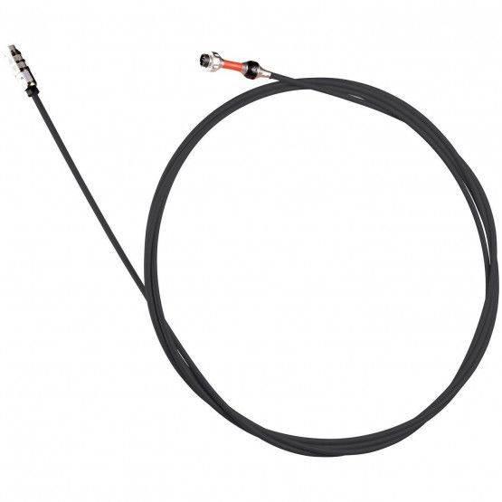 Câble de caméra noir, fibre de verre