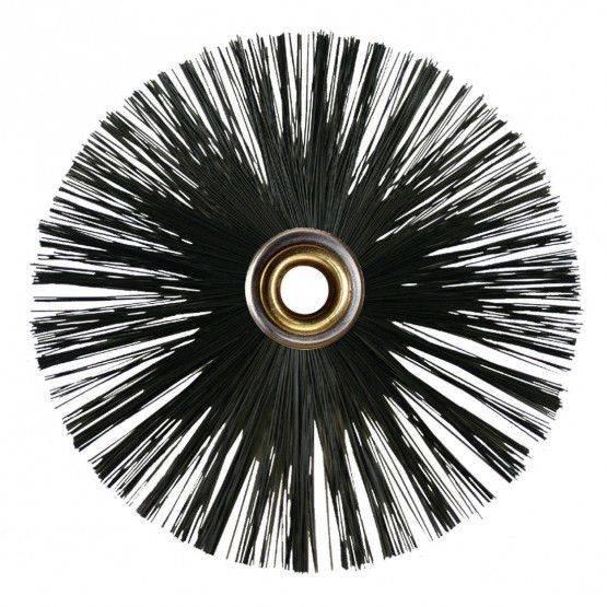 Hérisson plat en nylon Ø 125 mm