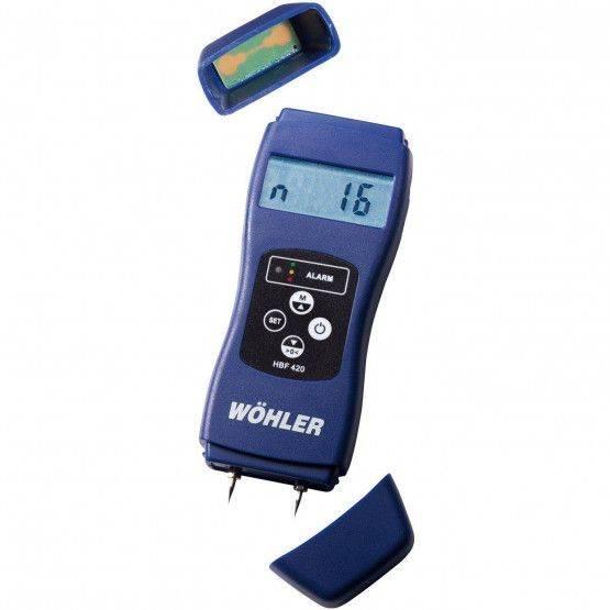 Wöhler HBF 420 Hygromètre