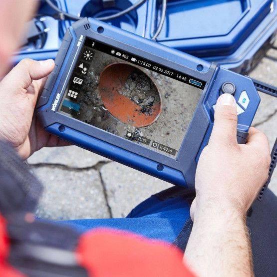 Wöhler VIS 700 Sytème d'inspection vidéo