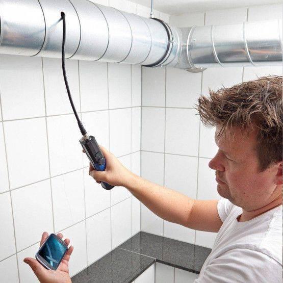 Kit Wöhler VE 200 Endoscope Vidéo
